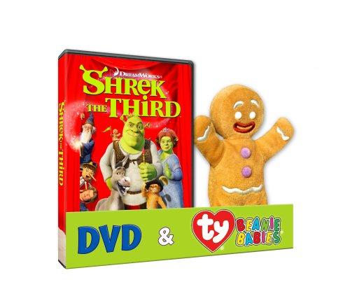 Shrek The Third (Gingy TY Plush)