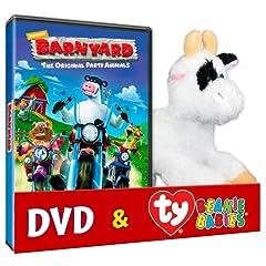 Barnyard (Cornstalk TY Plush)