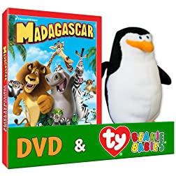 Madagascar (Penguin TY Plush)