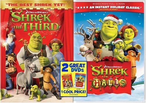 Shrek the Halls/Shrek the Third (Widescreen Edition)