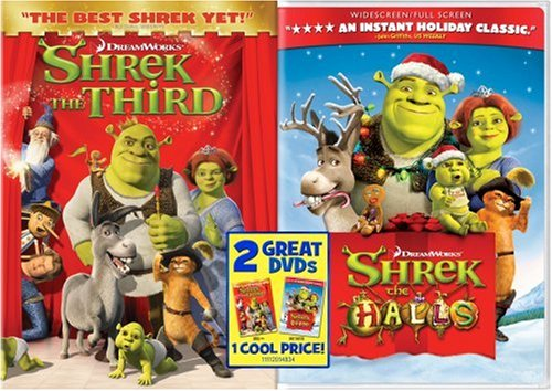 Shrek the Halls/Shrek the Third (Full Screen Edition)