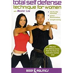 Total Self Defense Technique for Women