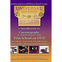 1-Introduction to Cinematography-Film school on DVD(PAL)