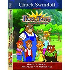 Paws and Tales The Animated Series: 'Grace to Hugh' and 'Hullabaloo at Hunker Hill'