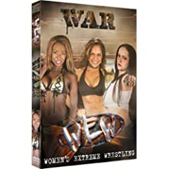 Womens Extreme Wrestling - War