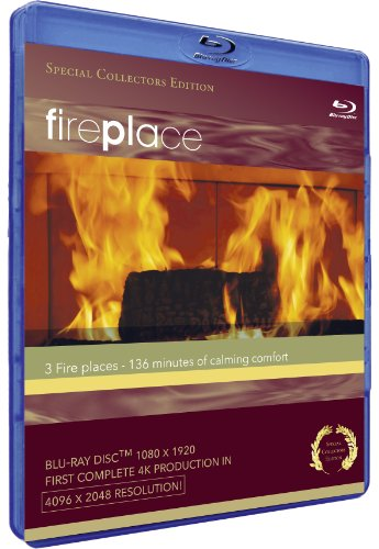 Fireplace [Blu-ray]