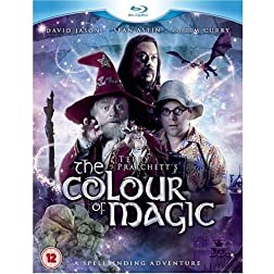 Colour of Magic [Blu-ray]