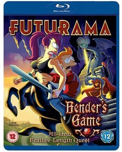 Futurama Bender's [Blu-ray]