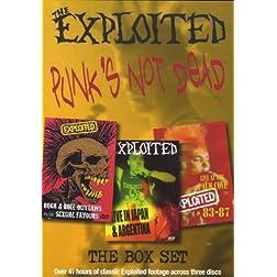 Punks Not Dead: The Box Set