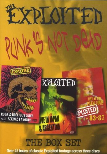 Punks Not Dead: The Box Set