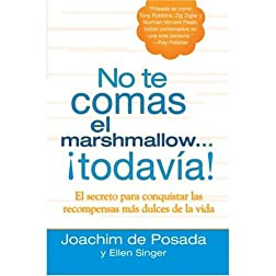 No Te Comas el Marshmallow Todavia