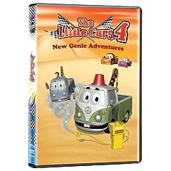 Little Cars, Vol. 4: New Genie Adventures