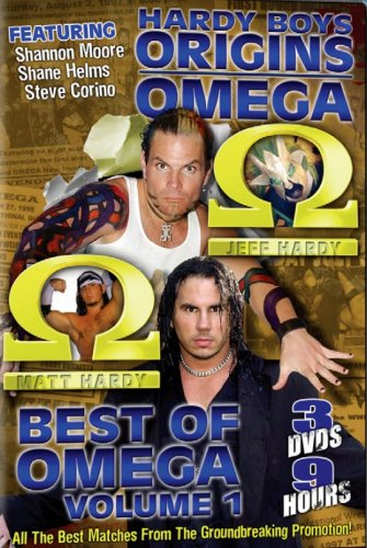 Hardy Boys: The Best of Omega