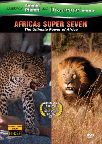 Africa's Super Seven (Discovery HD Theater)