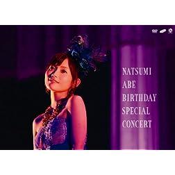 Abe Natsumi Birthday Special Concert
