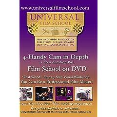 4-Handy Cam In Depth-Film School on DVD(PAL)