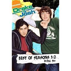 The Best of Drake & Josh- Seasons 1 & 2  (3 Disc Set)