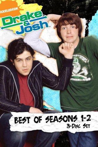 The Best of Drake & Josh- Seasons 1 & 2  (3 Disc Set)