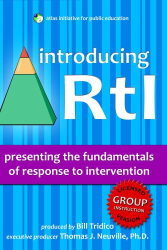 Introducing RtI: Presenting the Fundamentals of Response to Intervention
