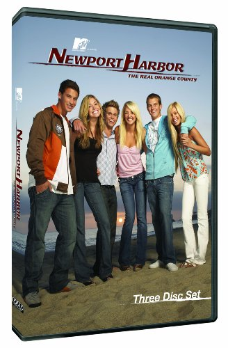 Newport Harbor: The Real Orange County (3 Disc Set)