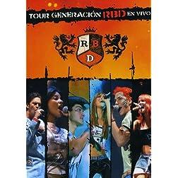 Tour Generacion Rbd En Vivo