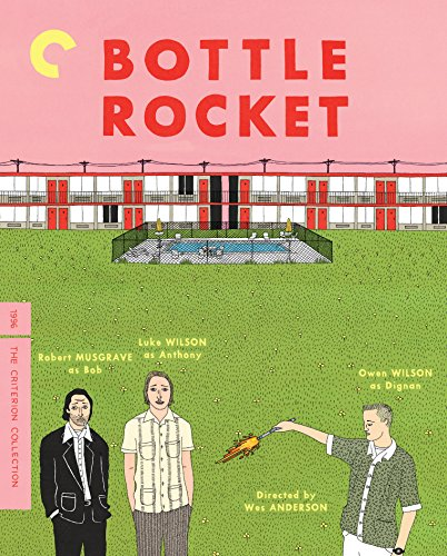 Bottle Rocket (Blu-ray) - Criterion Collection [Blu-ray]
