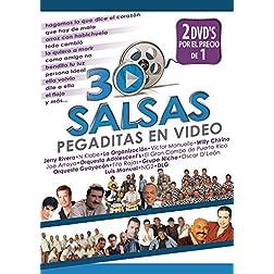 30 Salsas Pegaditas en Video