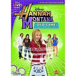 Hannah Montana: DVD Game