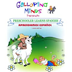 Galloping Minds -Preschooler Learns Spanish - Aprendamos Espa�ol