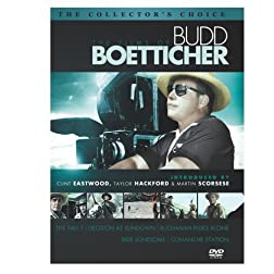 Budd Boetticher Box Set (Tall T, Decision at Sundown, Buchanan Rides Alone, Ride Lonesome, Comanche Station)