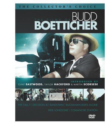 Budd Boetticher Box Set (Tall T, Decision at Sundown, Buchanan Rides Alone, Ride Lonesome, Comanche Station)
