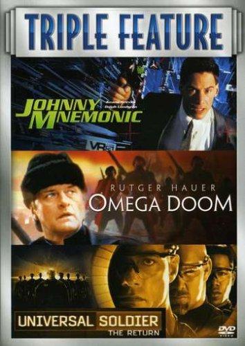 Omega Doom/Johnny Mnemonic/Universal Soldier: The Return