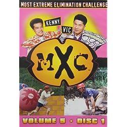 MXC: Most Extreme Elimination Challenge - Season 5, Disc 1