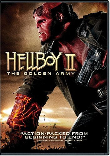 Hellboy II: The Golden Army (Full Screen)