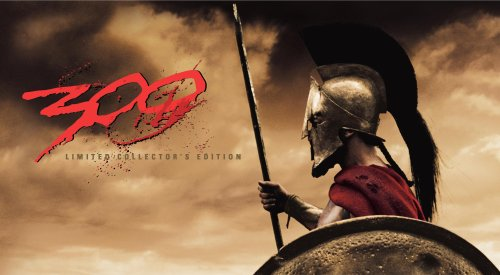 300 (Limited Collectors Edition + Digital Copy)