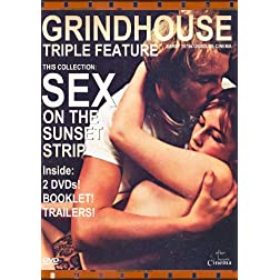 Sex on the Sunset Strip Grindhouse Triple Feature