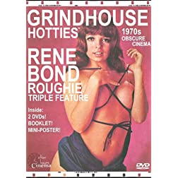 Grindhouse Hotties: Rene Bond Roughie Triple Feature