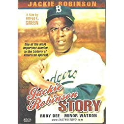 Jackie Robinson Story [Slim Case]