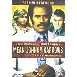 Mean Johnny Barrows [Slim Case]