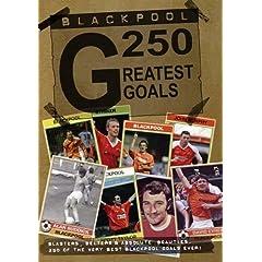 Blackpool Fc 250 Greatest Goals