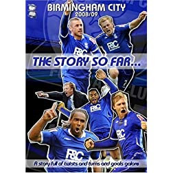 Birmingham City 2008/09