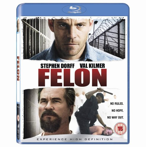 Felon (Fight Factory) [Blu-ray]
