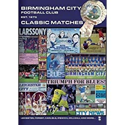 Birmingham City Classic Matches