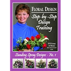 Standing Spray Designs - No. 1
