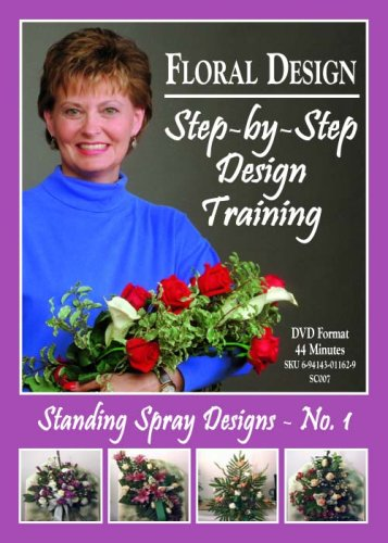 Standing Spray Designs - No. 1