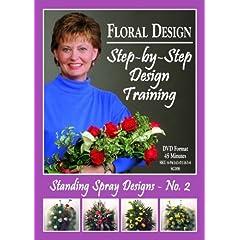 Standing Spray Designs - No. 2