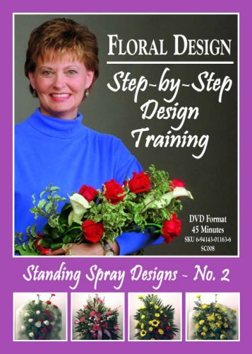 Standing Spray Designs - No. 2