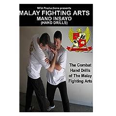 Malay Fighting Arts(c) - Mano Insayo (Hand Drills)