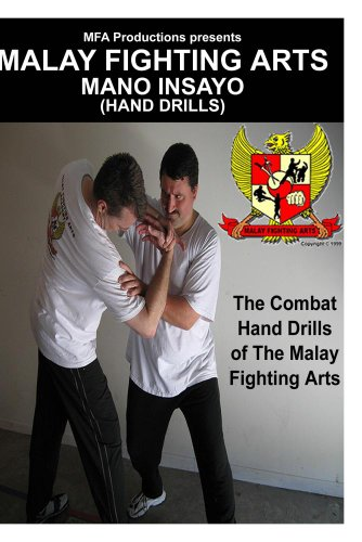 Malay Fighting Arts(c) - Mano Insayo (Hand Drills)