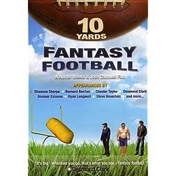 10 Yards: Fantasy Football